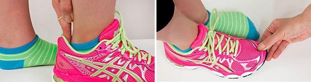 Проверка при выборе размера обуви